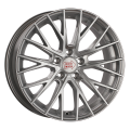 1000 Miglia MM1009 8x17 5x120 ET30 72,6 Silver High Gloss