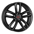 1000 Miglia MM1011 7x16 5x112 ET42 57,1 Gloss Black Polished