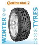 Continental пропагандирует зимние шины